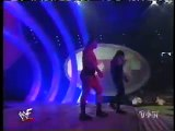 The Rock and Mankind vs Big Show and Undertaker- SmackDown, Buried Alive Match