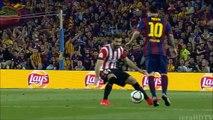 Lionel Messi   Magic ● Skills ● Dribbling ●vs Athletic Bilbao Copa del Rey 2015 HD