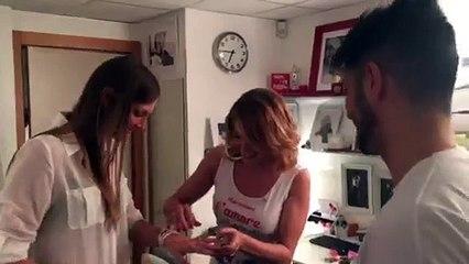BARBARADURSO.COM - Dopo la diretta Cristian e Tara mi hanno rivelato altri dettagli del loro matrimonio