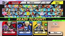 Super Smash Bros 4: Super Smash Bros Wii U - Playing with SixStarbeast and Bryan