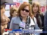 Chileno Felipe Camiroaga dice que el Pisco es Peruano
