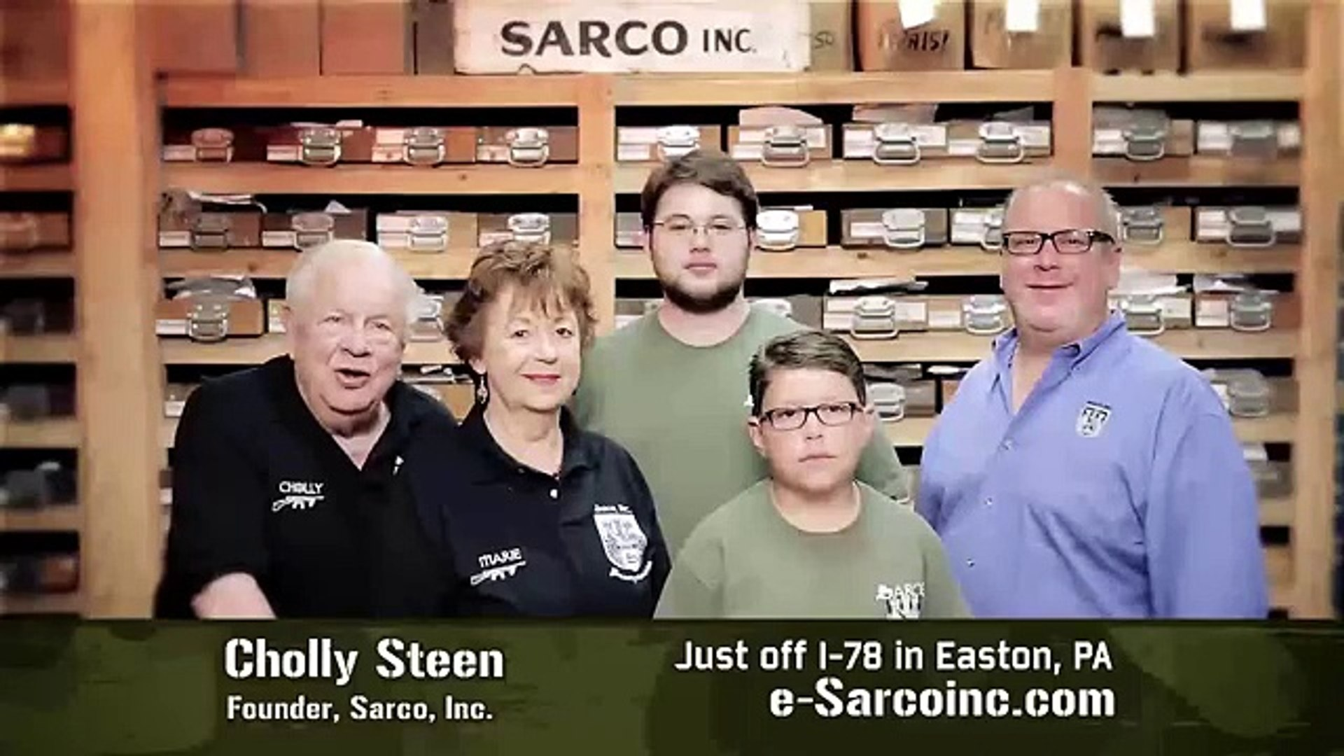 Sarco, Inc  - Family Owned Gun Store With Huge Inventory