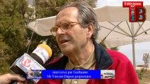 Télévision-Bordeaux-33 GUILLAUME interview pour tb33 Monsieur Vincent duprat propriétaire d'un Appatement au Signal