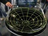 Simulation de trou noir