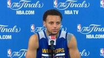 Cavaliers, Warriors Discuss NBA Finals