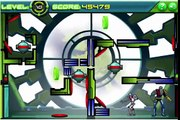 Ben 10 Vilgax Crash Cartoon Network Games: Ben 10 Alien Force