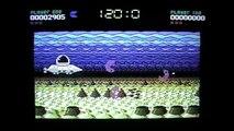 Let's Compare: Nebulus - C64 vs. CPC vs. Atari ST vs. Amiga