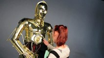 Star Wars: Behind the scenes of the WIRED cover shoot - Chris Hardwick - Wired