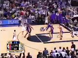 Derek Fisher 0.4 Buzzer Beater