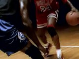 Michael Jordan vs Michael Jordan