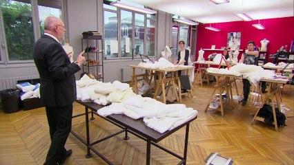 Projet Fashion - Défi coiffe pour robe de mariée - Émission 5