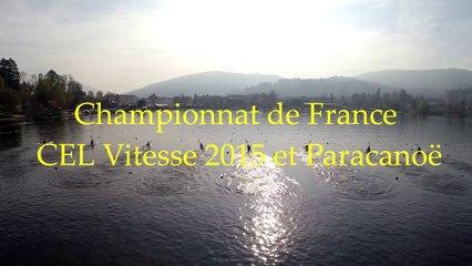 Championnat de France Vitesse & Paracanoë 2015 Live à partir du 8 Juillet 8h00