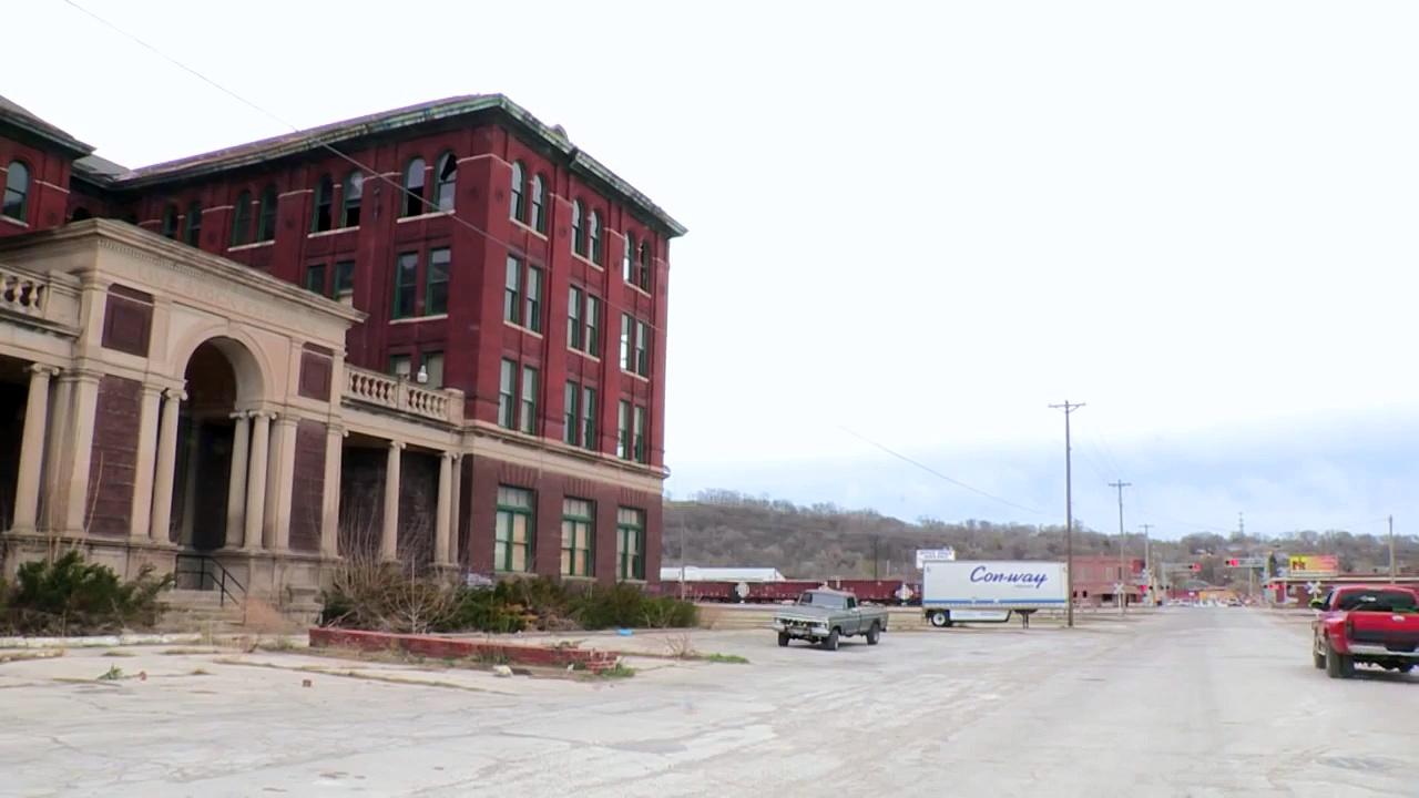 I Am Angus: Saint Joseph Stockyards and Livestock Exchange Building