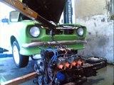 Ford Escort MK1 Mexico