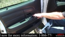 2003-2009 Ford Crown Victoria Window Switch Replacement