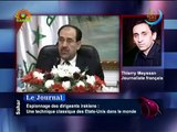 Espionnage des dirigeants irakiens - T. Meyssan