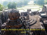 The Ellora Caves 11-25 Ancient Aliens Technology