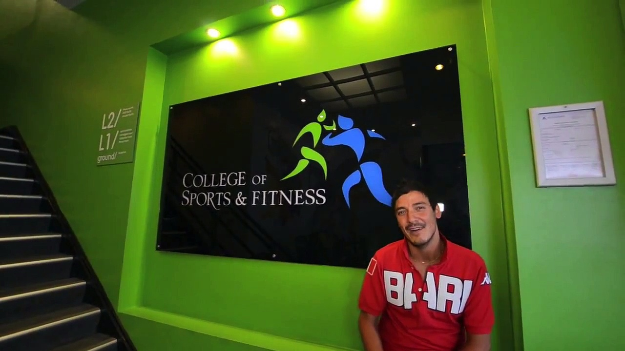 Sports & Fitness College – College of Sport & Fitness