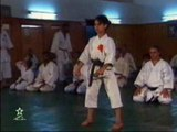 "Okinawa Karate wkf Center-Kururunfa -""Holding Ground""Japanese Marocain Martial Arts sensei Aziz Krir"