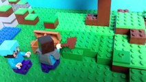 Lego Minecraft Hunger Games|#2 StopMotion/Animation
