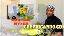 Pineapple Banana Smoothie Recipe, Chef Ricardo Cooking