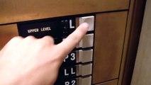 Montgomery Vector Hydraulic elevator @ Saks Fifth Avenue Phipps Plaza Atlanta GA