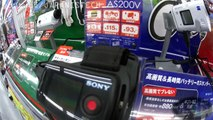 4K SONY ACTION CAM    TECH DESDE JAPON [By JAPANISTECH]