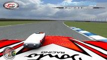 [Simu TC] Autodromo de Rafaela 2012/2013 WIP