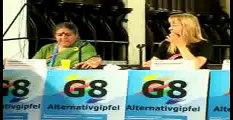 G8 - Alternative Summit Rostock 2007 - Vandana Shiva (1/2)
