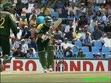 Saeed Anwar  SILKY SMOOTH INNINGS  101 vs India 2003 World Cup