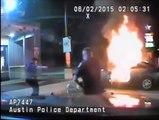 Arrestation violente : Il fait exploser sa voiture pendant son arrestation par la police