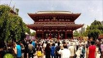 浅草寺 浅草 东京/ Sensou-ji Temple Asakusa Tokyo/ 아사쿠사 도쿄