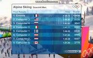 Torino 2006 PC - Alpine Skiing gameplay