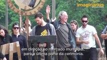 Ensaios | Comboio Fantasma de Santa Maria da Feira | Imaginarius 2012