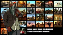 GTA: San Andreas Valet Parking Side Mission (HD)