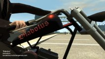 Custom Bike Model In GTA IV - Diabolus (The Lost And Damned) - With Tutorial and Links [HD]