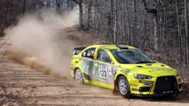 2012 Rally in the 100 Acre Wood Highlights