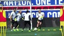 USA: les footballeuses en quête d'une troisième Coupe du monde