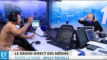 Willy Rovelli à poil sur Europe 1 !