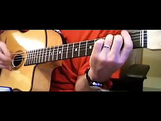 """I'll Follow The Sun,"" solo acoustic guitar"