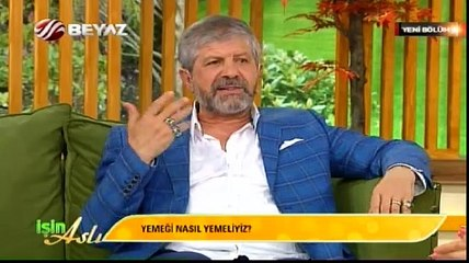İşin Aslı 04.06.2015 Stüdyo Konuğu : Ahmet Maranki