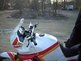 Enduro Riding on Strzeniowka 2 :) (DL1000 V-Strom, XTZ 750, XT 600 off road)