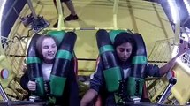 When trying to look cool in front of your girlfriend on a ride and it goes wrong