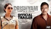 Drishyam Trailer 2015 Starring Ajay Devgn, Tabu and Shriya Saran