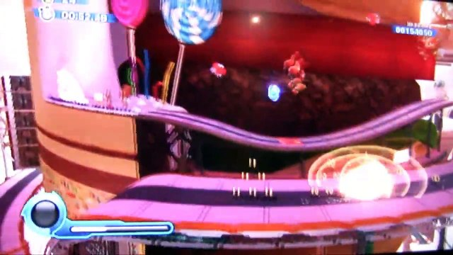 (E3 2010) Sonic Colors - Act 2 Full Level Gameplay