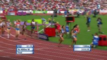 INCROYABLE relais 4x400 m Femmes Zurich 2014 (Women Relay 4x400m in European Cup) INCREDIBLE FINISH (720p)