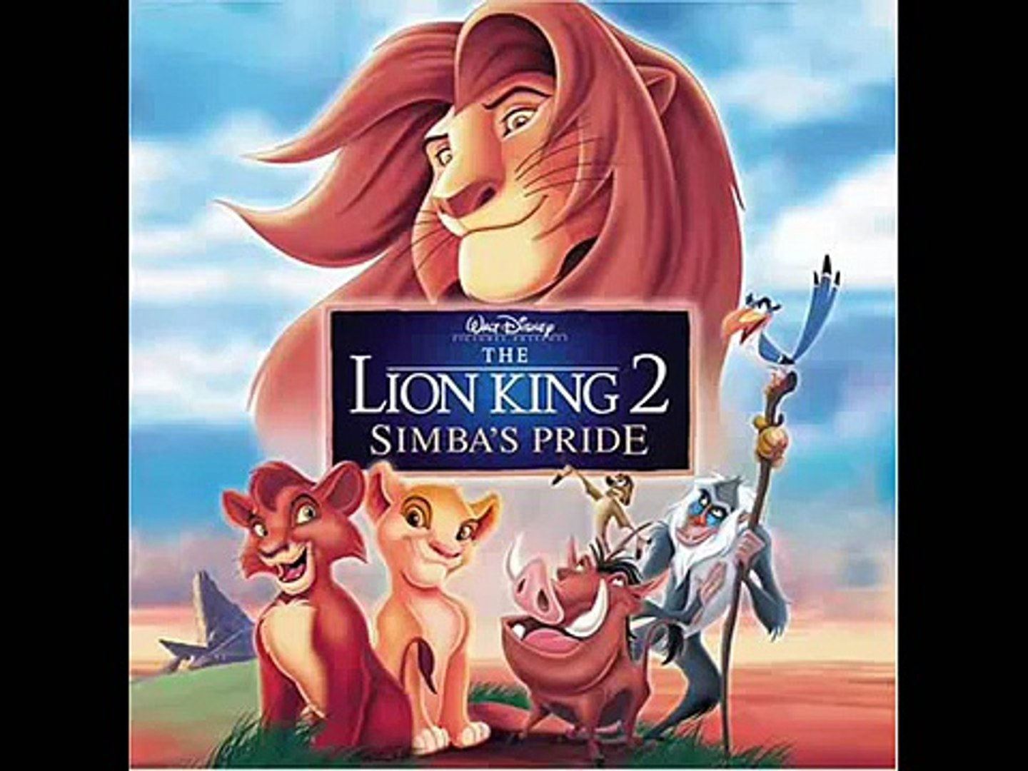 The Lion King Ii Soundtrack He Lives In You Video Dailymotion