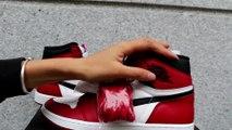 Authentic Air Jordan 1 Retro High OG Chicago Review From gogoyeezy.ru