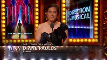 Acceptance Speech: Diane Paulus (2013)