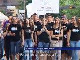 """Prvi """"Ples maturanata"""" u Boru, 04. jun 2015. (RTV Bor)"""